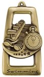 Swimming - Star Blast Series Medal Star Blast Medallion