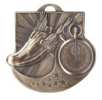 Track - Star Blast Series II Medal Star Blast Series II Medallion