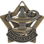 Lamp of Knowledge - Star Medallion Star Medallion