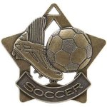 Soccer - Star Medallion Star Medallion