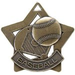 Baseball - Star Medallion Star Medallion