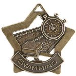 Swimming - Star Medallion Star Medallion