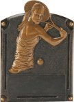 Tennis (Female) - Legends of Fame Resin Tennis and Racquetball Awards and Trophies