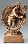 Tennis - Male - Saturn Series Tennis and Racquetball Awards and Trophies