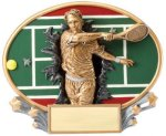 Tennis (Male) - Xplosion Oval Tennis and Racquetball Awards and Trophies