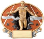 Track (Male) - Xplosion Oval Track and Field and Cross Country Award Trophies