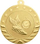 Starbrite 2 Medal - Track Track and Field and Cross Country Medals