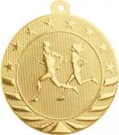 Starbrite 2 Medal - Cross Country/Marathon Track and Field and Cross Country Medals