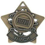 Track - Star Medallion Track and Field and Cross Country Medals