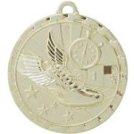 Bright Medal - Track Track and Field and Cross Country Medals