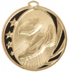 MidNite Star Medal - Track Track and Field and Cross Country Medals