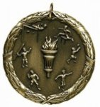 Track and Field - XR Medallion Track and Field and Cross Country Medals