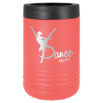 Polar Camel Stainless Steel Vacuum Insulated Beverage Holder - Coral Tumblers