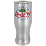 Sublimatable Polar Camel 20 oz. Stainless Steel Pilsner Tumblers and Travel Mugs