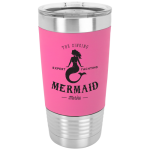 Pink/Black Polar Camel Tumbler with Silicone Grip and Clear Lid   Tumblers and Travel Mugs