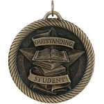 Outstanding Student - Value Star Medal Value Star Medallion