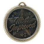Most Improved - Value Star Medal Value Star Medallion