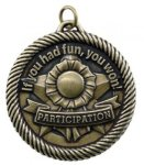 Participation - Value Star Medal Value Star Medallion