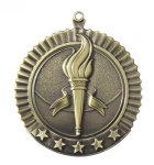 Victory Torch - 5-Star Medallion Victory Award Trophies