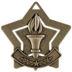 Victory Torch - Star Medallion Victory Medals