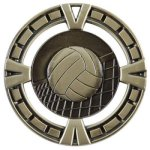 Volleyball - Victory Medal Volleyball and Throwball Award Trophies