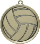 Volleyball - Mega Medal Volleyball and Throwball Medals