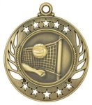 Volleyball - Galaxy Medal Volleyball and Throwball Medals