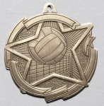 Volleyball - Star Medal Volleyball and Throwball Medals