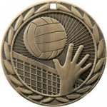 Volleyball - FE Iron Medal Volleyball and Throwball Medals