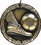 Soccer Kick - XR Medallion XR Medallion