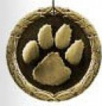 Paw Print - XR Medallion XR Medallion